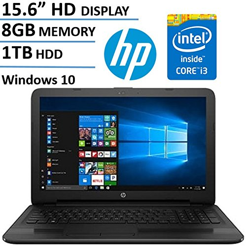 2017 Newest HP Flagship 15.6″ HD Touchscreen Signature Edition Laptop Computer, Intel Core i3