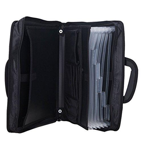 Men S Professional Business Portfolio Padfolio Briefcase
